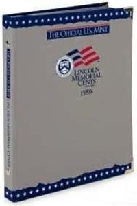 The Official U.S. Mint Lincoln Memorial Cents Coin Album: 1959- (Lincoln Memorial Cents Album)
