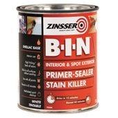 Zinsser 500 Ml Bin Shellac Based Primer Sealer
