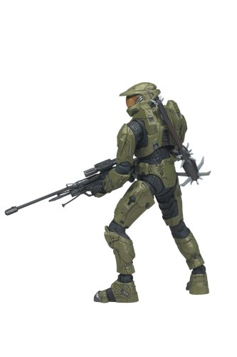 Halo 3 Master - McFarlane Halo 3 Series 3 Master Chief Action Figure