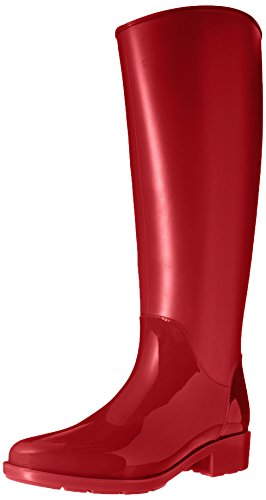 Sam Edelman Womens Sydney Rain Boot Chili Pepper Red
