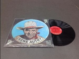 Country Music Hall of Fame Album [vinyl] Gene Autry