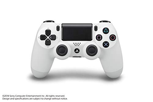 DualShock 4 Wireless Controller for PlayStation 4 - Glacier White 2