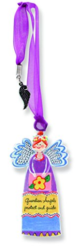 - Cathedral Art ELD105 Guardian Angels Protect and Guide Figurines Includes 3-Inch Angel with Wing Charm