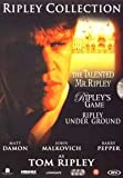 Ripley Collection - 3-DVD Box Set ( The Talented Mr. Ripley / Ripley's Game / Ripley Under Ground ) [ NON-USA FORMAT, PAL, Reg.2 Import - Netherlands ]