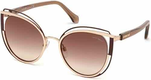 11e7aca5804b Sunglasses Roberto Cavalli RC 1095 Montieri 32T Gold Gradient Bordeaux