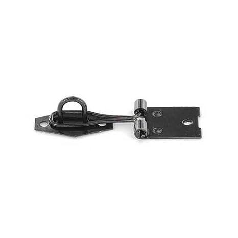 Securit Draht Sicherheits-Ü berfalle schwarz S1455