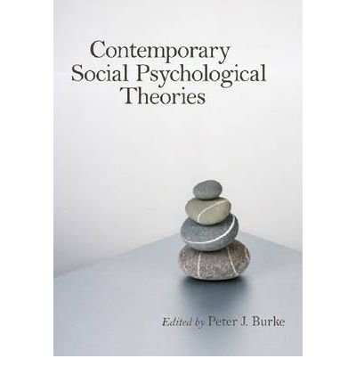 [ { CONTEMPORARY SOCIAL PSYCHOLOGICAL THEORIES } ] by Burke, Peter J. (AUTHOR) May-01-2006 [ Paperback ]