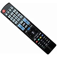 Replacement Remote Control Fit For LG 49LF5500 55LF5500 32LF5800 32LF595B 50PX4DR 71PY1M 42PC3D-H Smart 3D Plasma LCD LED HDTV TV