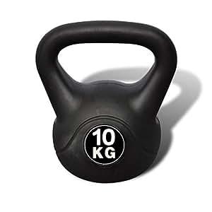 Kettle Bell 10KG Training Weight Fitness Home Gym Exercise Kettlebell Dumbbell