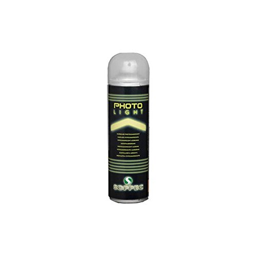Glow in the Dark Spray 500  ml Soppec 40903