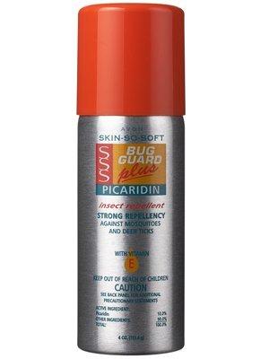 Avon SSS Bug Guard Plus Picaridin Aerosol Spray 4 Oz. ()
