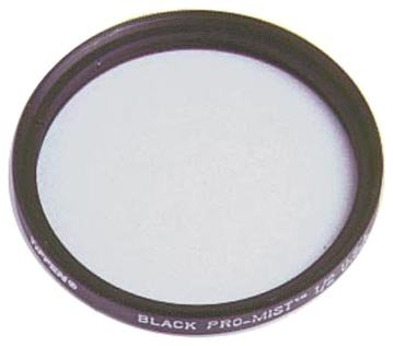 Tiffen 77BPM12 77mm Black Pro-Mist 1/2 Filter by Tiffen