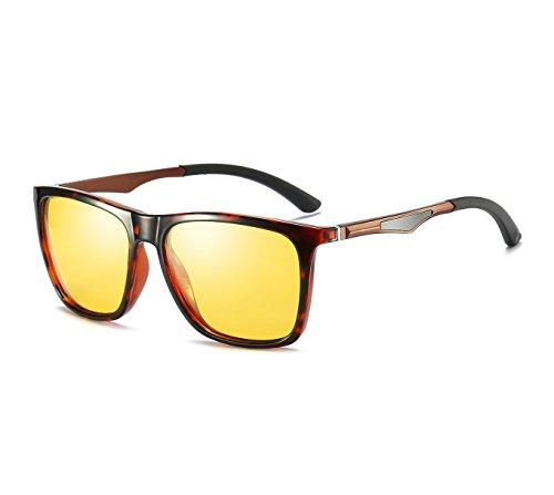 805c47538be FEISEDY Polarized Driving Sunglasses HD Night Vision Men Women B2293