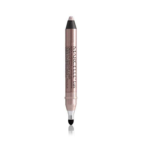 Marcelle Waterproof Lux Cream Eyeshadow + Liner, Ballerina, 1.6 Gram -