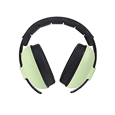 ????Libobo????Baby Ear Protection Noise Canceling Headphones Adjustable Ear Muffs (Mint Green): Toys & Games