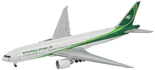Daron Herpa Iraqi Airways 777-200LR 1/500 Reg#YI-AQZ Vehicle