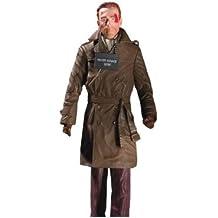 DC Direct Watchmen Movie Exclusive Action Figure Rorschach (No Mask)