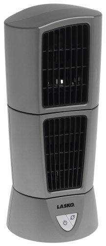 Lasko 4910M Platinum Desktop Wind Tower