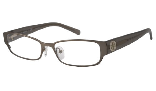 Tory Burch Rx Eyeglasses - TY1001 Taupe / Frame only with demo - Frames Only Eyeglasses