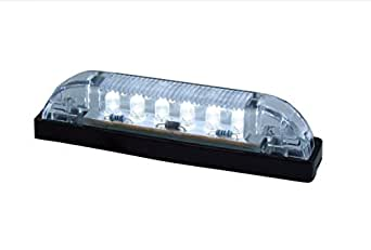 "LED Bar Light - Heavy Duty, Water resistant 12 Volt DC LED courtesy convenience lamp, 4"" length"