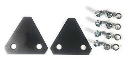 BRILL Cuchillas de corte Cuchilla de cortacésped Hattrick 32 EH 36 EH 40 EH 36 EHC