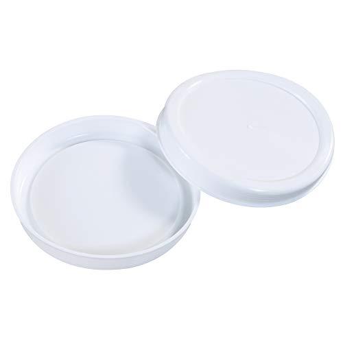 Aviditi MTCAP3 Plastic End Caps, 3