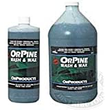 Orpine Wash and Wax W2 Quart