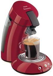 SENSEO Coffee Machine – Red