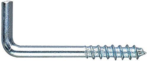 Index ALRO19070 - Alcayata de hierro, roscada. zincado 19x070 (Envase de 200 Ud.)