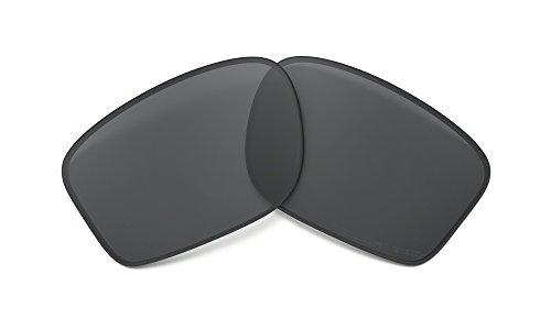 Oakley 100-888-009 Unisex Chainlink Repl Lens, Black Iridium - Chainlink Oakley