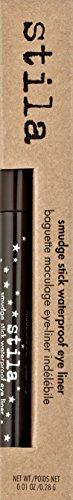 stila Smudge Stick Waterproof Eye Liner, Damsel (Blackish Brown)