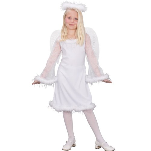 Angel Costumes For A Boy (Child Heaven Sent Angel Costume)