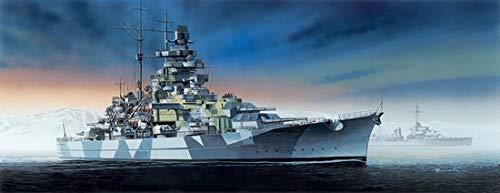 Dragon Models 1/700 German Battleship