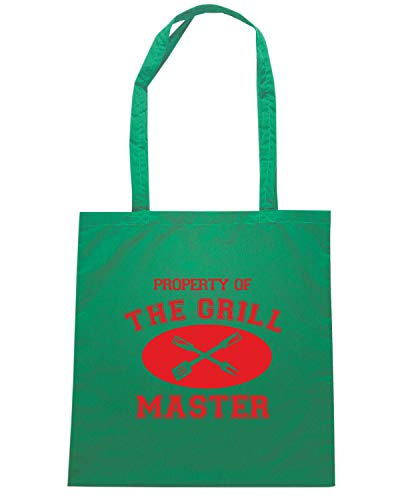 PROPERTY Speed OF Borsa MASTER Verde Shirt GRILL OLDENG00853 Shopper g7qO1g
