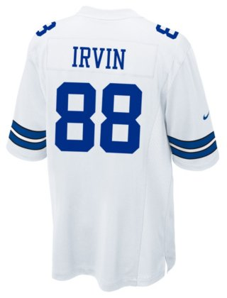 new product a69a9 b8a46 Amazon.com : Dallas Cowboys NFL Mens Michael Irvin Nike ...