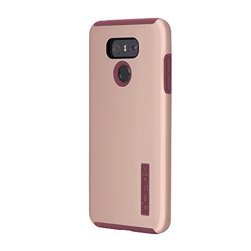 Incipio LG G6 DualPro Case - Iridescent Rose Gold