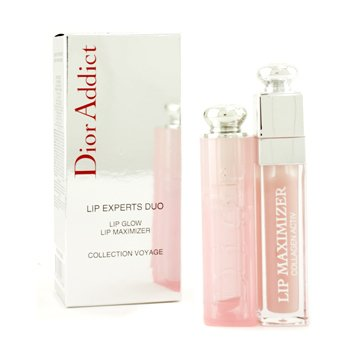 Christian Dior Dior Addict Lip Experts Duo  - 2pcs
