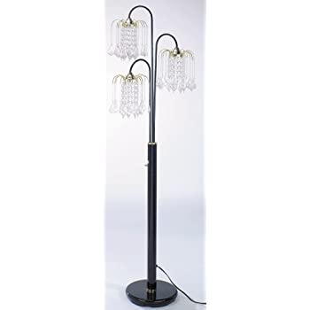 chandelier floor lamp by acme furniture