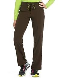 Med Couture Scrub Pants Women, Yoga Cargo Pocket Scrub Pant