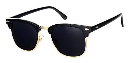 13e5b186f Men Women Classic polarized Eyeglasses Metal Protection Wayfarer Sunglasses
