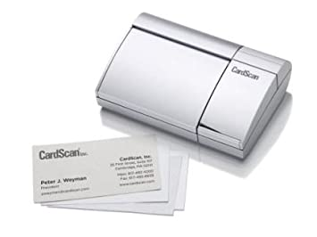 Dymo Cardscan Personal Business Card Scanner Scanner 86 X 60 Mm 5 Sekunde Seite Business Card Scanner Ccd 120 Mb 64 Mb