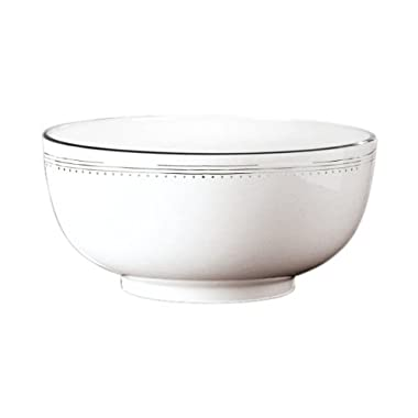 Vera Wang by Wedgwood Grosgrain 10-Inch Serving Bowl