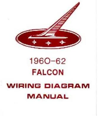 amazon.com: 1960 1961 1962 ford falcon wiring diagrams schematics:  everything else  amazon.com