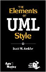 Book The Elements of UML™ Style (SIGS Reference Library)