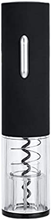 Gaetooely Abridor de Vino EléCtrico con Cortador de Papel de Aluminio, Sacacorchos AutomáTico Abrebotellas de Vino de una Prensa con USB, para Sacacorchos EléCtrico