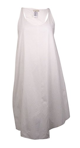 MICHAEL Michael Kors Womens Layered Maxi Dress Swim Cover-Up
