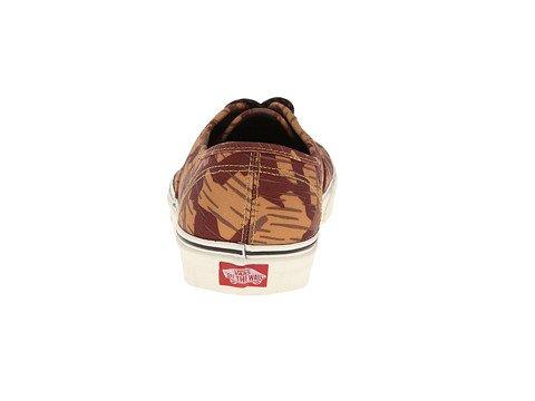 Furgoni Unisex Autentici? (cerata) Geo Camo Sneaker Uomo 10.5, Donna 12 Medie