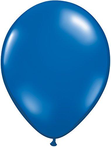 Qualatex Latex Balloons 43793 Sapphire Blue, 11