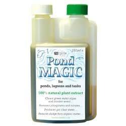 Para depósito de agua–estanque magia 250ml