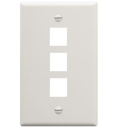 ICC IC107F03WH - 3Port Face White